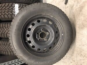 Four Tires and rims
