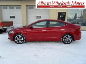 2017 HYUNDAI ELANTRA LIMITED EVERY OPTION WE FINANCE ALL