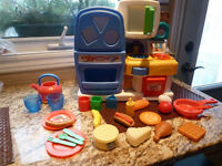 The Little Tikes Discover Sounds Kitchen