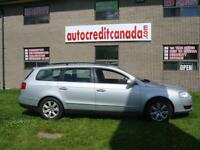 2007 Volkswagen Passat Wagon 2.0T Base-YOUR APPROVED!