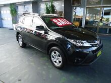 2014 Toyota RAV4 ZSA42R GX (2WD) Ink Continuous Variable Wagon Hamilton Newcastle Area Preview