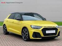 2020 Audi A1 35 Tfsi S Line Style Edition 5Dr S Tronic Auto Hatchback Petrol Aut