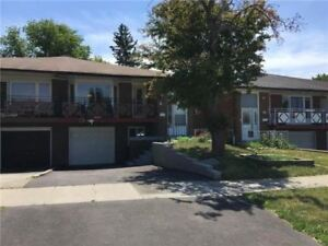 Bright, Sun Filled Raised Bungalow In The Heart Of North York