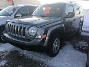 2012 Jeep Patriot 4x4 (only 48,000 kms)