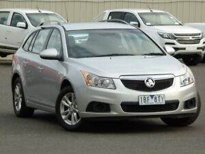 2014 Holden Cruze JH Series II MY14 CD Sportwagon Silver 6 Speed Sports Automatic Wagon Sunbury Hume Area Preview