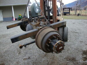 Rear Axle from 2005 Beaver MH