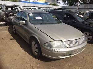 Ford Falcon AU Futura Automatic 2002.  NOW WRECKING!!! Archerfield Brisbane South West Preview