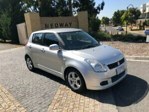 2006 Suzuki Swift RS415 GLX Silver 4 Speed Automatic Hatchback