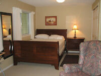 BEAUTIFUL FURNISHED PRIVATE ROOM OCT 1ST   NO SHARING
