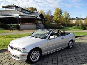2004 BMW 3 Series 325Ci Convertible 140,864 Kilometers