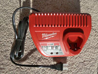 Milwaukee M12 Battery Charger only - New