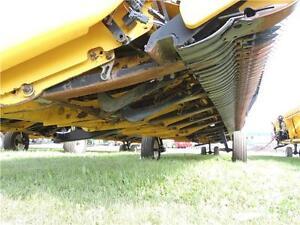 2012 New Holland 880CF-45' Flex Draper Header BELOW COST!!! Regina Regina Area image 5