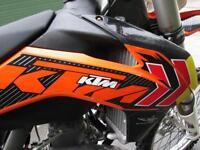 KTM SX 250 2013 MX MOTOCROSS BIKE