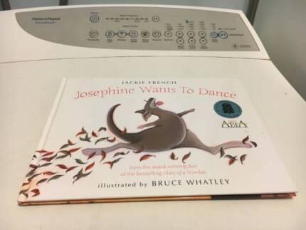new josephine wants to dance book