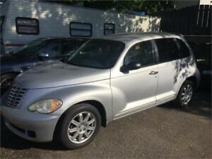 2007 chrysler pt cruiser  95000 km FINANCEMENT MAISON 500$ down