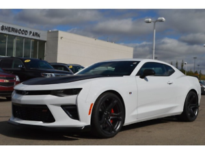 2018 Chevrolet Camaro SS Manual Just Reduced By 8500.00 !!