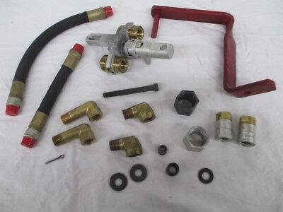 Hydraulic Remote Control Package For Farmallih F200f300f400 363803r91