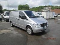 2006 Mercedes-Benz Vito 2.1TD Compact Dualiner 109CDI *** NO VAT ***