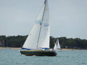 Yamaha 33 Sailboat for Sale