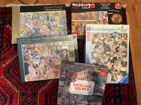Jigsaws for swapping!