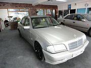 1998 Mercedes-Benz C180 W202 Classic Gold 5 Speed Automatic Sedan Reynella Morphett Vale Area Preview