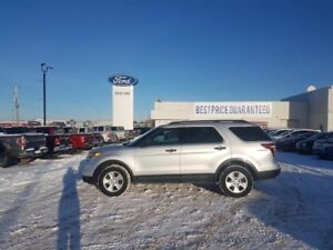 2014 Ford Explorer ONE OWNER, NO ACCIDENTS, 4WD, SEATS 7, BLUETO