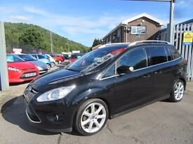 Ford C-Max GRAND TITANIUM TDCI (black) 2011