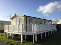 Must be seen, 3 bedroom static holiday home for sale at award winning holiday park in Devon!