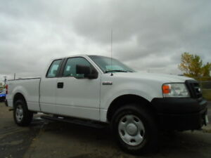 2007 Ford F-150 EXTCAB 4X4-LEATHER--ONE OWNER -CLEAN CARPROOF