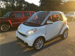 2010 Smart fortwo Passion, Safety & ETEST for ON or QC INCL.