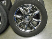 OEM Chrome rims & Eagle LS Tires