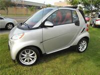 2009 Smart Convertible *RED INTERIOR*
