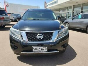 2014 Nissan Pathfinder R52 MY14 ST Constant Variable Wagon Whyalla Whyalla Area Preview