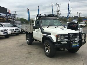 1998 Toyota Landcruiser HZJ75RP (4x4) 5 Speed Manual 4x4 Cab Chassis Lilydale Yarra Ranges Preview