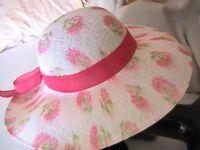 Ladies summer hat No.43