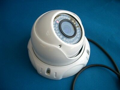 C70 Boat Marine Security Camera w Adjustable Focus and -