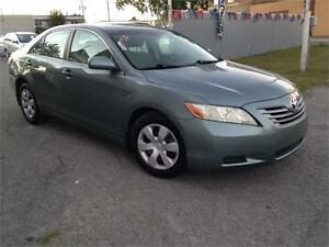TOYOTA CAMRY 2007 132000KM AUTO +AC ,,EXCELLENT CONDITION,,