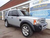Land Rover Discovery 3 2.7TD V6 auto 2007 HSE NAV/Leather S/H All Cambelts done