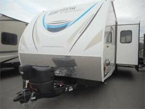 2019 FREEDOM EXPRESS 287BHDS TRAILER PERFECT FOR THE FAMILY