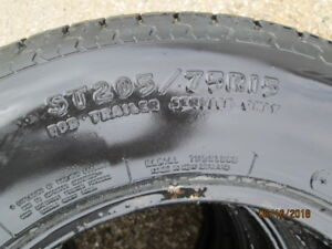 ST205/75R15 Trailer Tires