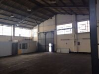 warehouse/workshop/storage unit to let NO VAT ON RENT!!