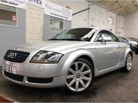 Audi TT 1.8 T Quattro 3dr HEATED LEATHER + BOSE + S LINE