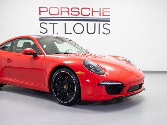 Image 2 Coche Americano usado Porsche 911 2015