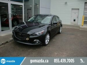 2015 Mazda Mazda3 GT TECH SPORT NAV SUNROOF LEATHER