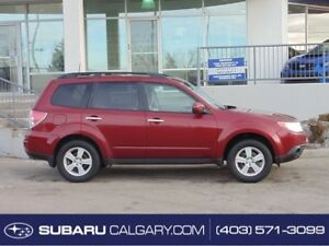 2010 Subaru Forester X Touring | SUNROOF | AM/FM STEREO | REAR D