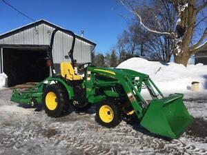 Tracteur John Deere 2320