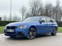 2017 BMW 3 Series 3.0 335D XDRIVE M SPORT SHADOW EDITION TOURING 5d 308 BHP Esta