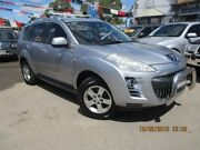 2010 Peugeot 4007 ST DCS Auto HDi Silver 6 Speed Sports Automatic Dual Clutch Wagon Gepps Cross Port Adelaide Area Preview