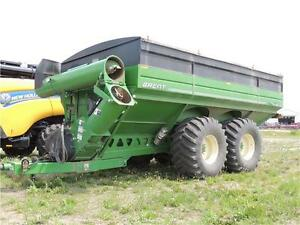 2009 Brent 1594 Avalanche 1,500+ bu. Grain Cart -scale, ON 900'S