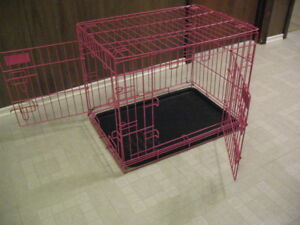 Petmate dog cage for small to medium size dog